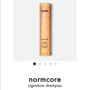 Amina Normcare shampoo and conditioner
